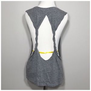 Forever 21 Tops - F21 Open Back Tank Top
